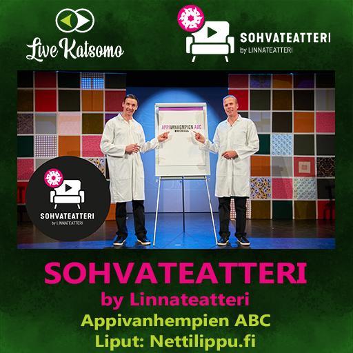 Sohvateatteri – Appivanhempien ABC
