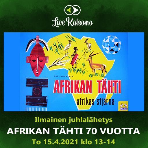 Afrikan Tähti 70 vuotta