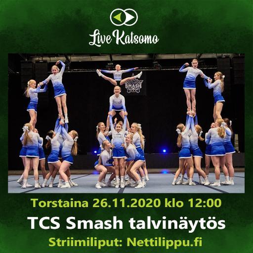 TCS Smash talvinäytös 2020